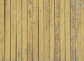 image of wainscoting  - brown wooden texture great as a background - JPG