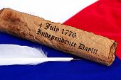 image of day judgement  - july 4 1776 Independence Day - JPG
