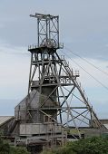 picture of collier  - The Structure and Buildings of Old Mine Headstocks - JPG