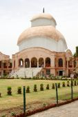 picture of kali  - The temple of Kali Mandir in CR Park  - JPG