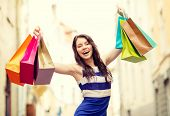 stock photo of overspending  - sale - JPG