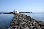 picture of unbelievable  - The Church in the sea unbelievable view - JPG