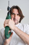 pic of hand drill  - middle - JPG
