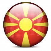 picture of macedonia  - Vector Image  - JPG