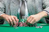 foto of won  - Blackjack winner - JPG