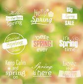 picture of spring break  - Hello Spring - JPG