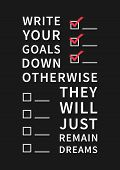 motivated poster