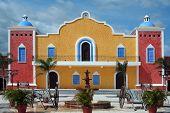stock photo of hacienda  - La Hacienda - JPG