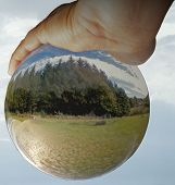 foto of polution  - We must protect the earth and not waste it with polution and violence - JPG