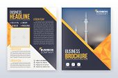 Multipurpose Modern Business Cover And Flyer Template poster