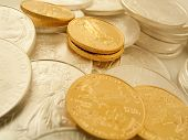 Gold And Silver U.s. Bullion Coins