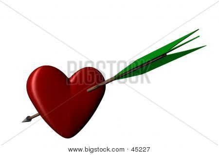 Heart And Arrow poster