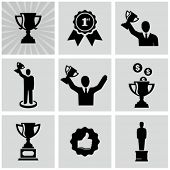 stock photo of money prize  - Award icon - JPG