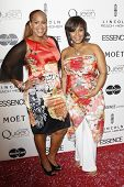 LOS ANGELES - MAR 4: Mary Mary at the 3rd annual Essence Black Women in Hollywood Luncheon at the Be