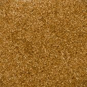 image of flaxseeds  - Close up of flaxseed linseed as brown food background or grain texture - JPG
