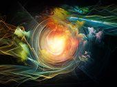 picture of nanotechnology  - Space Vortex series - JPG