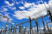 image of substation  - High - JPG