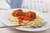 Meatballs And Spaghetti poster