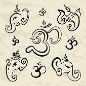 foto of hand god  - Hindu God Ganesha - JPG