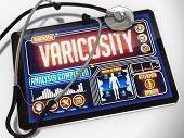 picture of varicose  - Varicosity  - JPG