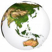 stock photo of earth  - Earth planet globe - JPG