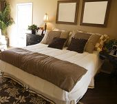 picture of bed breakfast  - Modern Bedroom Decor - JPG