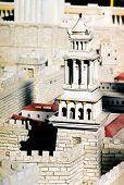 Model Of Jerusalem City poster