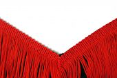 foto of macrame  - flamenco dress - JPG