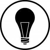 picture of brainwashing  - bulb symbol - JPG