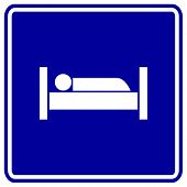 image of goodnight  - sleeping in bed sign - JPG
