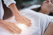 Reiki Healing Treatment poster