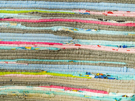 picture of scrappy  - multicolored handmade patchwork - JPG