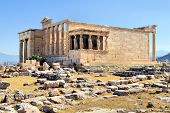 Erechtheion: ancient temple, Athens