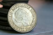 foto of shilling  - pic of Old coins from europe - JPG