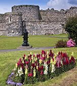 pic of anglesey  - Beaumaris Castle in Anglesey - JPG