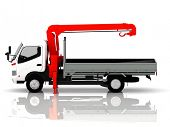 pic of tow-truck  - tow  truck  of cars - JPG