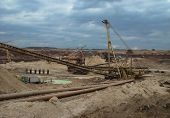 stock photo of palladium  - state mining and metallurgical plant - JPG
