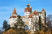 picture of dracula  - Bran Castle  - JPG
