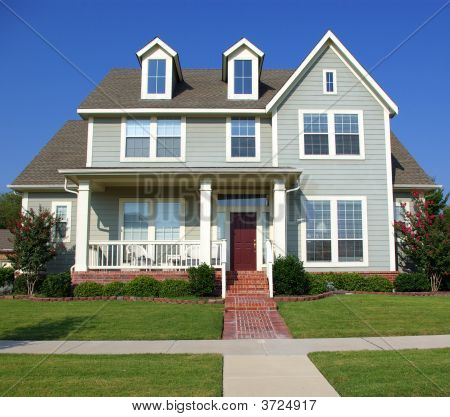 Picture or photo of idealistic victorian style two story for Large house windows for sale