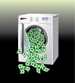 Money Washing Machine