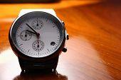 image of last day work  - modern watch  - JPG