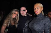 Bridgetta Tomarchio, Eliot Sirota and Mary Carey at Bridgetta Tomarchio's Birthday Bash and Babes in