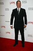 Tom Hanks at LACMA presents