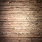 picture of dingy  - Background of an old natural wooden darken room with messy and grungy cracked tree floor of beech texture inside vintage - JPG