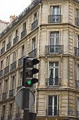 Paris Architecture - Apartments poster