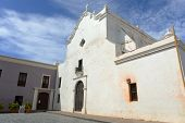 picture of san juan puerto rico  - San Jose Church - JPG