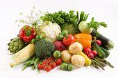 foto of fruits vegetables  - harvest - JPG
