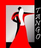Постер, плакат: Tango Vector Image EPS 8