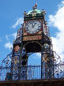 Clock In Chester