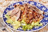 узбекская кухня вторые блюда с фото
